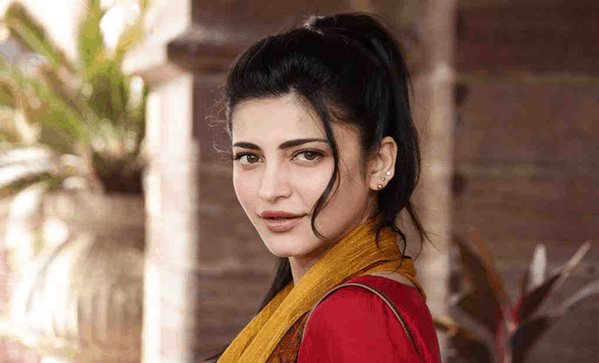 Shruti Haasan Biography