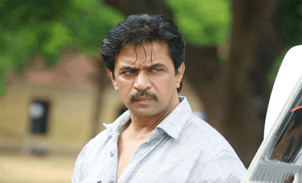 Arjun Sarja Biography