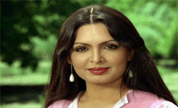 Parveen Babi Biography