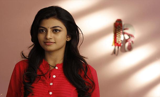 Anandhi Biography