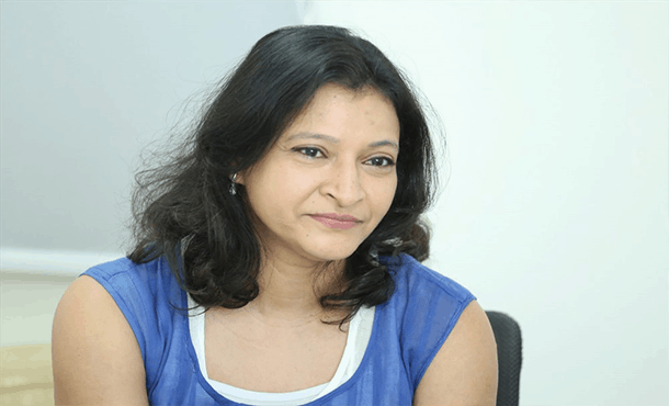Manjula Ghattamaneni Biography
