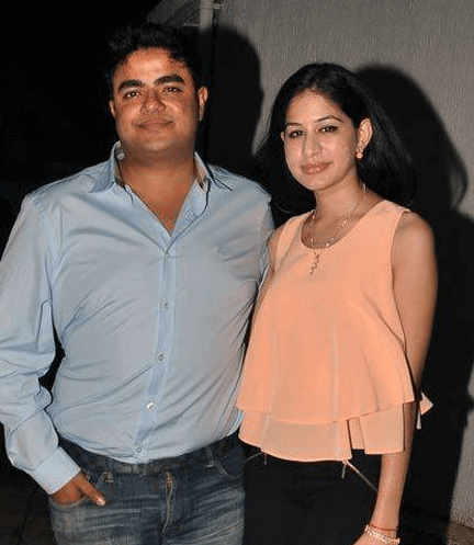 Siddharth-Chopra-Girlfriend-Kanika-Mathur