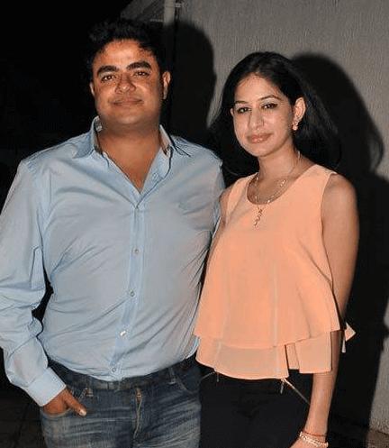 Siddharth-Chopra-Girlfriend-Kanika-Mathur