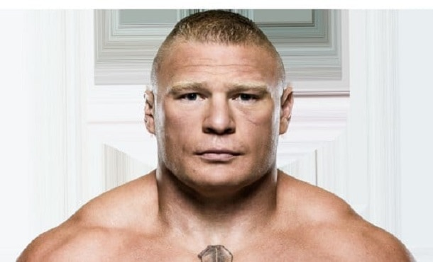 Brock Lesnar Biography